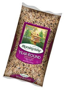 Morning Song 11965 Year-Round Wild Bird Food, 10-Pound