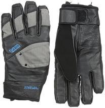 POW Men's Royal GTX Glove, Maroon, Large