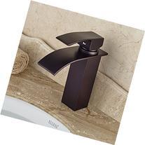 Rozin Oil Rubbed Bronze Single Hole Deck Mount Basin Faucet