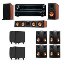 Klipsch RP-160M-CH Monitor Speaker 7.2 SDS12 Onkyo TX-NR646