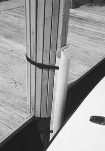 Taylor Made RPB430 Removable Post Bumper Lrg 3Ft