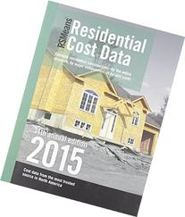 Rsmeans Residential Cost Data 2015