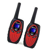 Retevis RT628 Kids Walkie Talkies 22 Channel FRS/GMRS UHF
