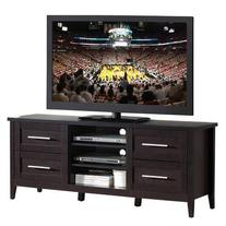 RTA-8898-ES Elegant TV Stand with Storage For TVs Up To 70.