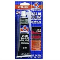 Black RTV Silicone Adhesive Sealants - #16 black silicone