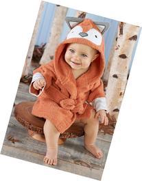 Infant Baby Aspen 'Rub-A-Dub, Fox-in-the-Tub' Fox Hooded