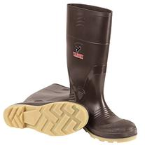 Tingley Rubber 51244 15-Inch Steel Toe Cleated Knee Boot,