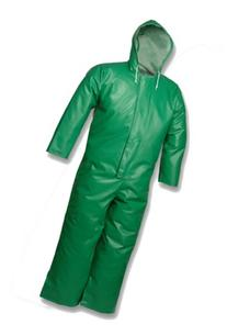 Tingley Rubber V41108 Safety Flex Coverall with Hood, 2X-