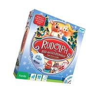 Rudolph the Red Nosed Reindeer DVD Game