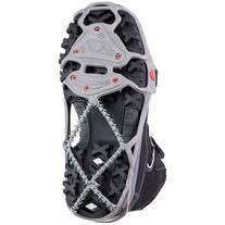 YAKTRAX Run Shoe Crampon Gray/Red, M