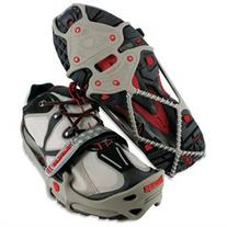 Yaktrax 08164M Run Size X-Large Gray/Red Fits W15.5