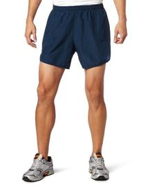 Soffe Men's Navy Running Short With Pocket Navy Small