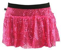 Pink Sparkle Running Skirt M
