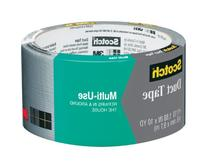 3m Duct Tape Multi Purpose Multi Purpose 10 Yd. Silver