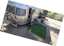 3'x5' RVLawn Camper Artificial Grass Mat/Rug Easily Cleaned