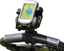 Bracketron Universal Golf Cart Mount with Grip-iT