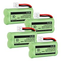 4-Pack iMah Ryme B2 BT184342 BT284342 Cordless Phone Battery