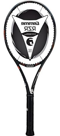 Gamma Sports RZR 95 Tennis Racquet, 1/4-Grip