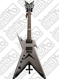 Dean RZR DB GMG NC Electric Guitar - Gun Metal Grey