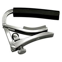 Shubb Deluxe Series GC-30  Acoustic Guitar Capo - Stainless Steel