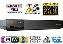 Sony S5500RF Wi-Fi Multi System Region Free Blu-Ray Disc DVD