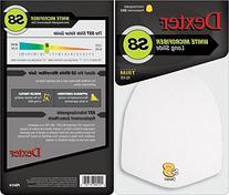 Dexter S8 Microfiber Sole, White