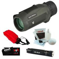 Vortex Optics S836 8x 36mm Monocular + LED Flashlight +