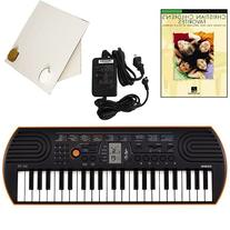 Casio SA-76 44 Key Mini Keyboard Deluxe Bundle Includes