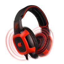 SADES SA906 7.1 USB Surround Sound Stereo Over-the-Ear