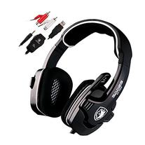 SADES SA922 Pro Stereo Gaming Headphones with Microphone for