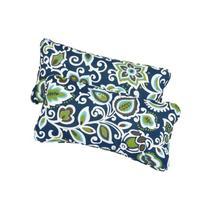 Mozaic Sabrina Corded Indoor/Outdoor Lumbar Pillows, 12 by