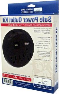 Safe Electrical Outlet Kit