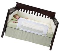 DexBaby Safe Sleeper Convertible Crib Bed Rail for Toddler