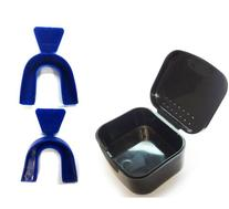 """SafeTGard """"Brace Yourself"""" Mouthguards with Carrying Case"""
