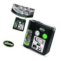 Slime Safety Spair Flat Tire Repair System With 12V Built-In