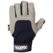 Sailing Gloves Deckhand Gloves Blue/Grey