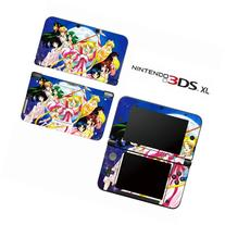 Sailor Moon Decorative Video Game Decal Cover Skin Protector