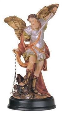 5-Inch Saint Michael the Archangel Holy Figurine Religious