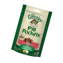 Greenies Salmon Feline Pill Pockets
