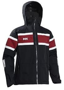 Helly Hansen Men's Salt Jacket, Red, Small