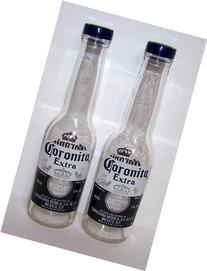 Corona Salt and Pepper Shakers  by Corona