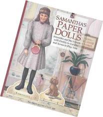 Samantha's Paper Dolls     **ISBN: 9781584857013