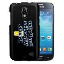 Samsung Galaxy S4 Mini Case, Holster Dual Layer Combo Cover