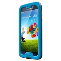 LifeProof Samsung Galaxy S4 nd Case Cyan - Smartphone - Cyan