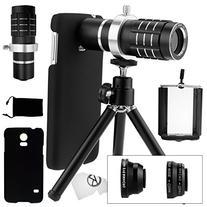 CamKix Camera Lens Kit Compatible with Samsung Galaxy S5