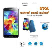 JOTO - Samsung Galaxy S5 Premium Screen Protector Film Ultra