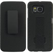 Samsung Galaxy S6 Holster Combo Belt Clip Cell Phone Case