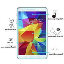 OMOTON Tempered Glass Screen Protector for Samsung Galaxy