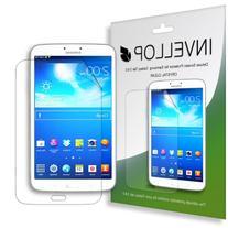 INVELLOP Samsung Galaxy Tab 3 8.0 8inch Crystal Clear HD 3-