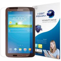 Galaxy Tab 3 Screen Protector, Tech Armor Anti-Glare/Anti-